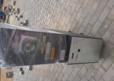 UPS 20 kVA - retro - Transgaz Cluj