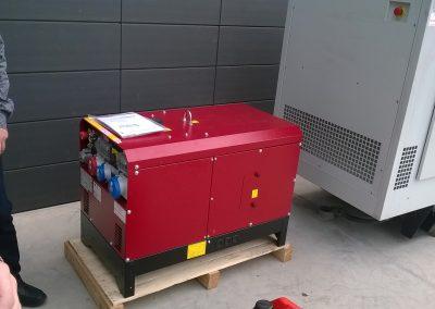 generator 10 kVA - Termoline Oradea