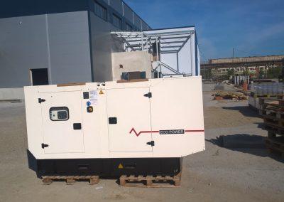 generator 100 kVA - fabrica Satu Mare