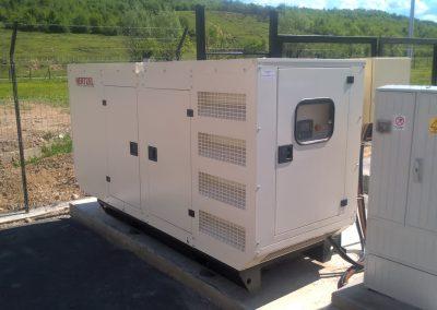 generator 110 kVA - ferma Lazuri de Beius