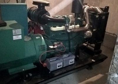 generator 150 kVA - complex Luceafarul Oradea