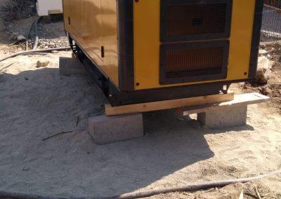 generator 200 kVA - Lidl Constanta