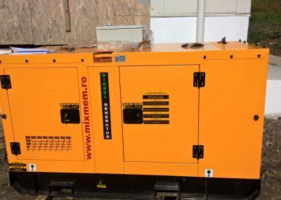 generator 25 kVA - Primaria Starchiojd
