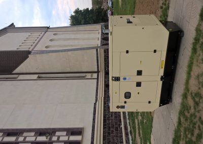 generator 30 kVA - Catedrala Ortodoxa Oradea