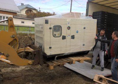 generator 30 kVA - Sc. generala Solonet