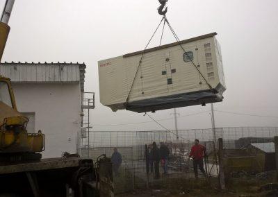 generator 330 kVA - ferma avicola - Brasov