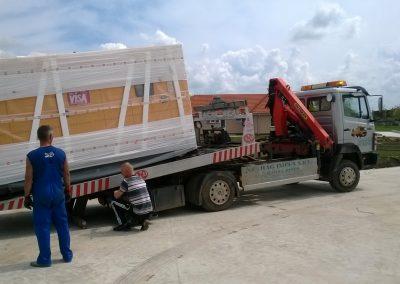 generator 330 kVA - siloz cereale - Tulca BH