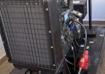 generator 35 kVA - Hotel Ana - Predeal