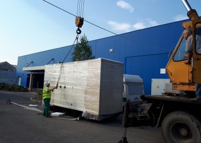 generator 450 kVA - Jumbo Bucuresti