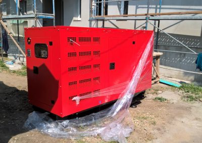 generator 55 kVA - camin Baicoi